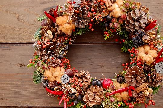 christmasリース