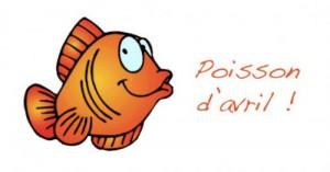 エイプリルフール-poisson-d-Avril