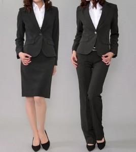 入学式 スーツ