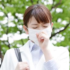 花粉症 マスク 症状 悪化 原因 ヒスタミン レシピ  野菜 植林